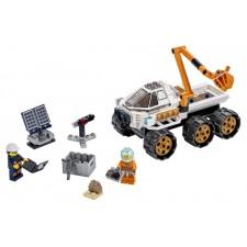 City Rover-Testfahrt