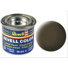 REVELL schwarzgrün, matt 14 ml-Dose
