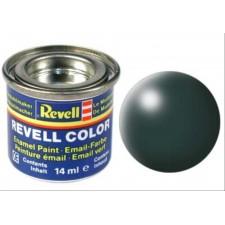 REVELL patinagrün, seidenmatt RAL 6000 14 ml-Dose