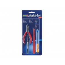 REVELL Model-Set Plus Bastelwerkzeuge