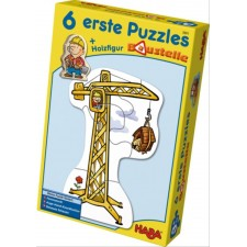 HABA 6 erste Puzzles ? Baustelle
