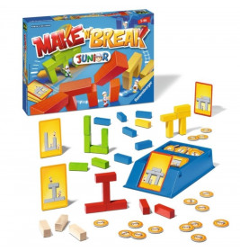 Ravensburger 220090  Make  n  Break Junior