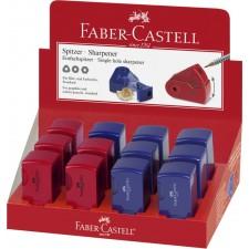 Faber-Castell Spitzer Klapppitzdose MINI ro