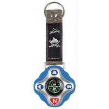 Kompass-Anhänger Capt n Sharky