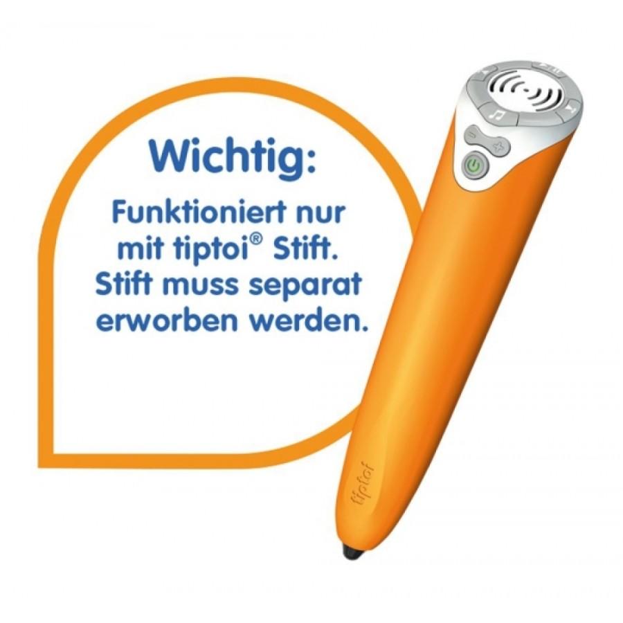 Ravensburger 5857  tiptoi® - Wir lernen Englisch