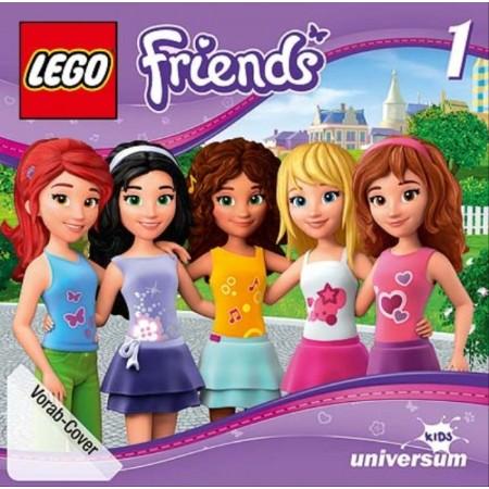 CD LEGO Friends: Tierisch gute Freunde, Folge 1