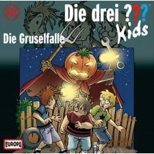 Kosmos Die drei ??? Kids CD 32 Die Gruselfalle