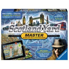 Ravensburger 266029  Scotland Yard - Master