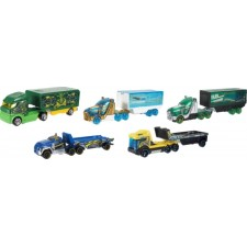 Mattel Hot Wheels Truckin Transporters