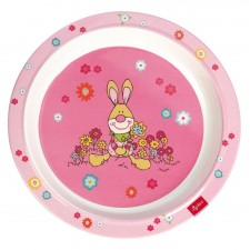 Sigikid  Melamin Teller Bungee Bunny