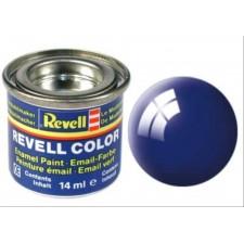 REVELL ultramarinblau, glänzend  RAL 5002 14 ml-Dose