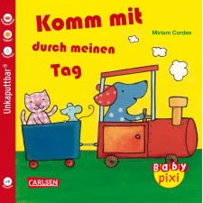 Pixi-Bücher Pixi Band 22 Komm mit duch mit Tag