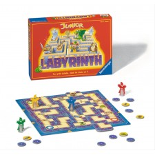 Ravensburger 212101  Junior Labyrinth