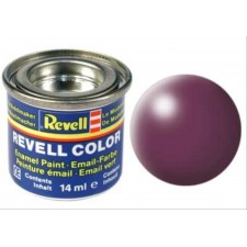 REVELL purpurrot, seidenmatt  RAL 3004 14 ml-Dose
