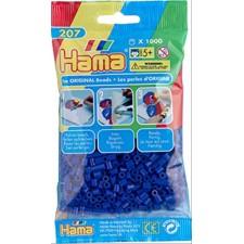 HAMA Bügelperlen Midi - Blau 1000 Perlen