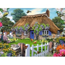 Ravensburger 162970  Puzzle Cottage in England 1500 Teile