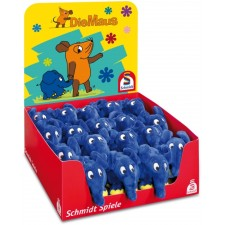 Schmidt Spiele Die Sendung mit der Maus - Elefant, 12 cm