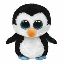Ty Waddles Buddy-Pinguin, ca. 24 cm