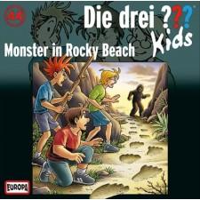 Kosmos Die drei ??? Kids Folge 44: Monster in Rocky, Hörspiel-CD
