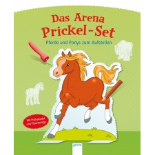 Arena Mein Arena Prickel-Set - Pferd