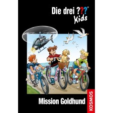 Kosmos Die drei ??? Kids 65 Mission Goldhund