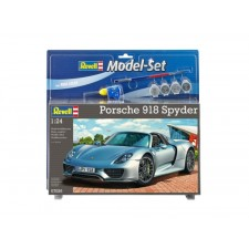 REVELL Model Set Porsche 918 Spyder