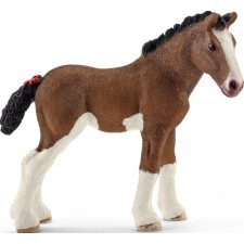 Schleich Farm World 13810 Clydesdale Fohlen