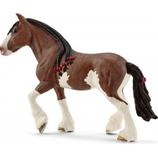 Schleich Farm World 13809 Clydesdale Stute
