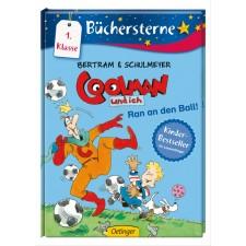 Büchersterne: Bertram, Coolman -  Ran an Ball!