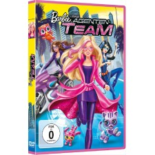 Barbie in: Das Agenten-Team (DVD-V)