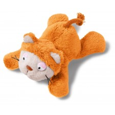 NICI Katze Hungry orange 12cm MagNici