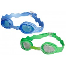 Splash & Fun Schwimmbrille Nautic, Silikon, 6+