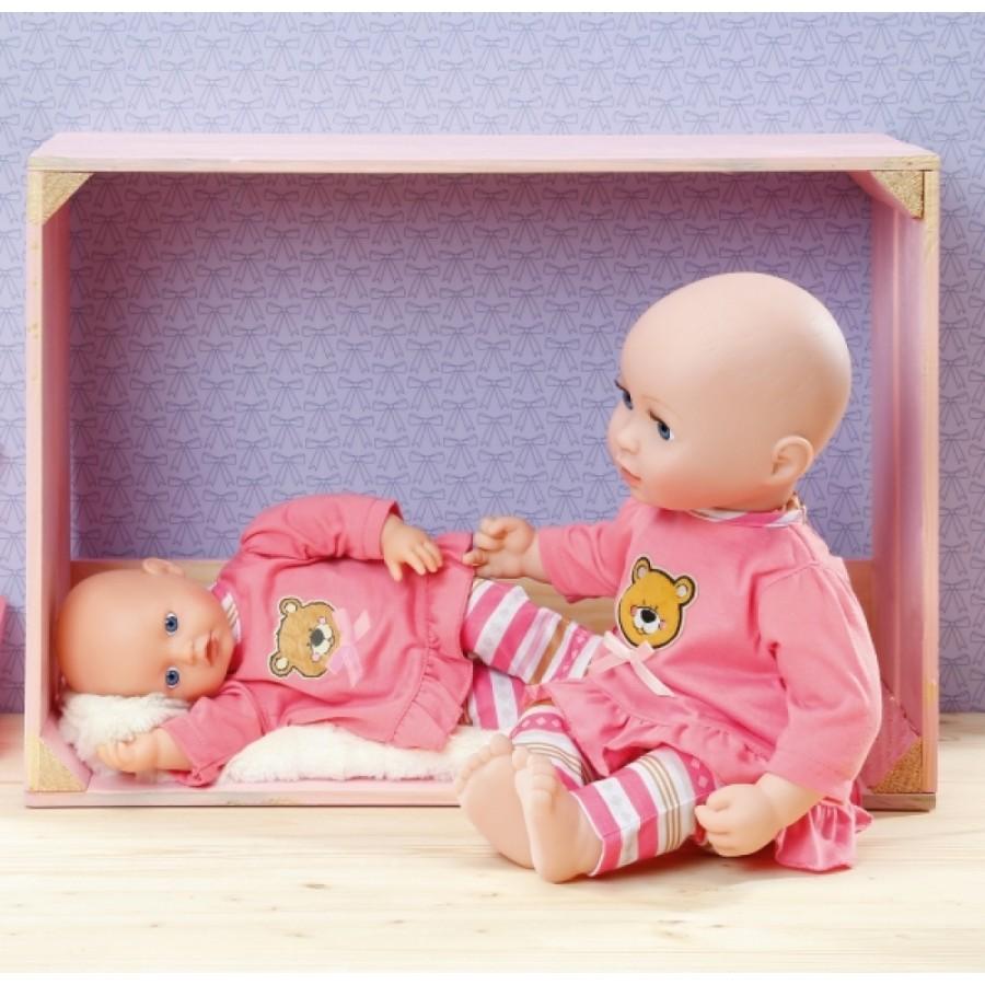 Zapf BABY born® Kleider Kollektion Dolly Moda Pyjama, Größe 38-46cm