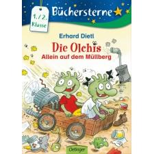 Büchersterne: Dietl, Die Olchis. Allein Müllberg