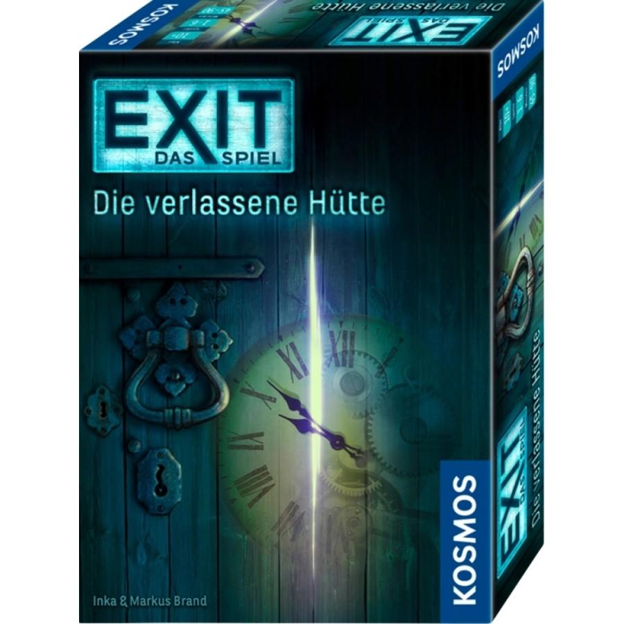 Kosmos EXIT - Das Spiel / Die verlassene Hütte