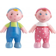 HABA Little Friends ? Babys Marie und Max