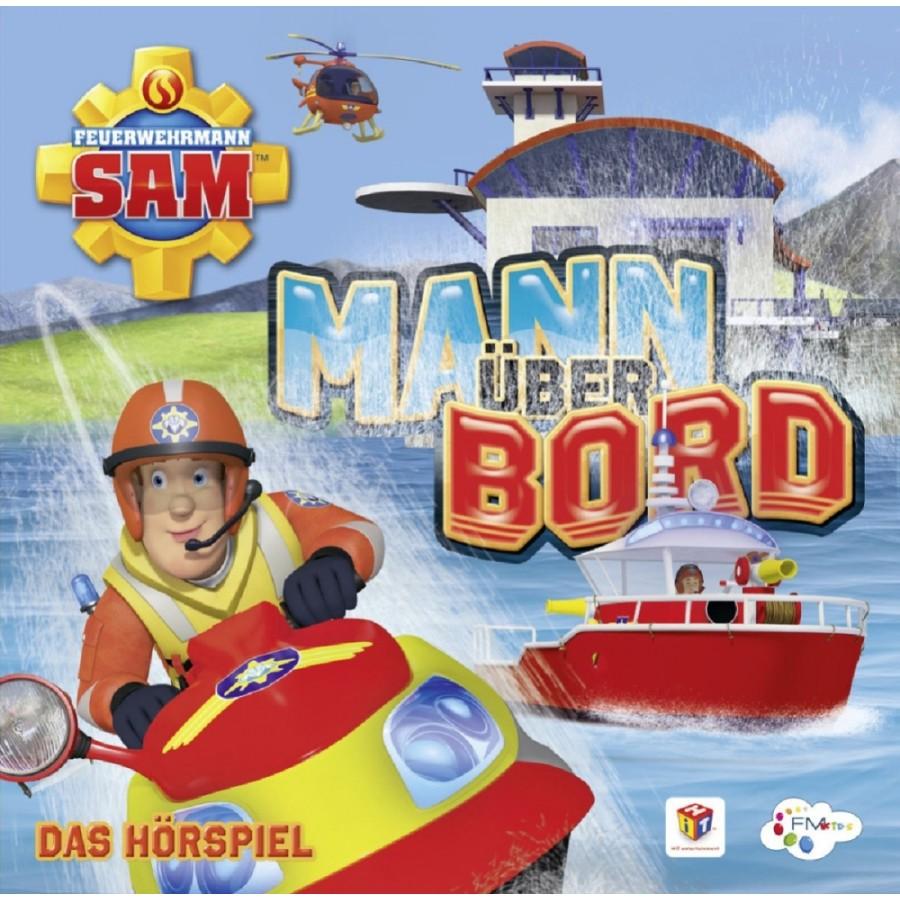 CD Feuerwehrmann Sam: Mann über Bord