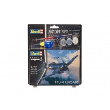 REVELL Model Set F4U-4 Corsair