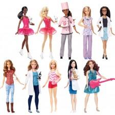 Mattel Barbie Reality-Puppen Sortiert (rollierend)
