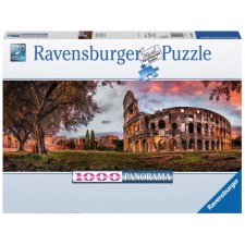 Ravensburger 150779 Puzzle Colosseum im Abendrot 1000 Teile