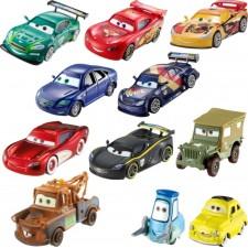 Mattel Cars 3 Die-Carst Singles Sortiert (rollierend)