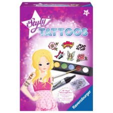 Ravensburger 182145 So Styly Tattoos