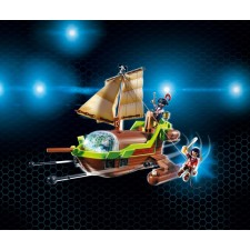 PLAYMOBIL 9000 Piraten-Chamäleon mit Ruby