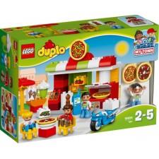 LEGO® DUPLO® 10834 Pizzeria, 57 Teile