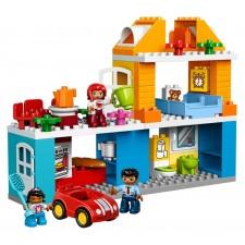 LEGO® DUPLO® 10835 Familienhaus, 69 Teile