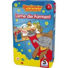Benjamin Blümchen, Lerne die Formen!, Br