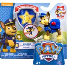 Spin Master Paw Patrol Action Pack Pups Deluxe Figuren
