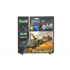REVELL Model Set AH-64A Apache