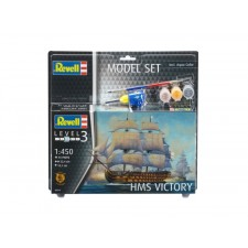 REVELL Model Set Admiral Nelson Flag