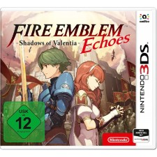 3DS Fire Emblem Echoes: Shadows of Valent